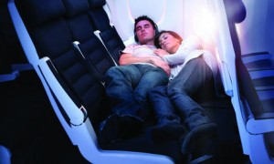 Fly to NZ while Staying Horizontal